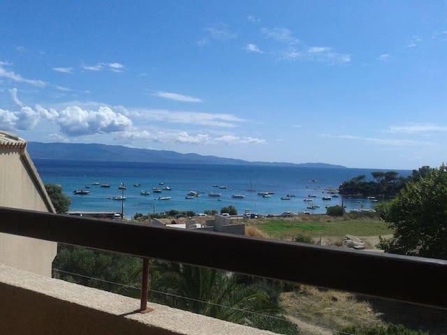 Chambre bord de mer - Ajaccio - อพาร์ทเมนท์