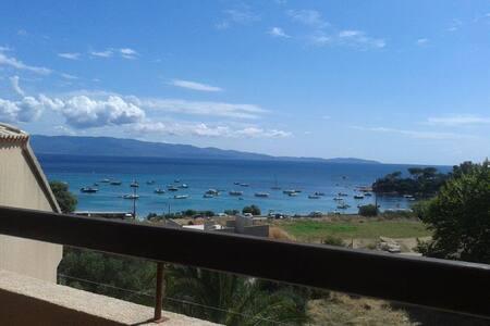 Chambre bord de mer - Ajaccio - Appartement