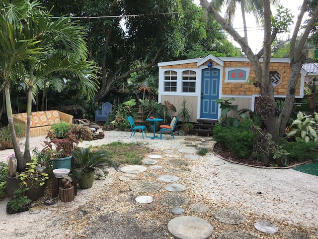 Tiny house in Miami Shores - Miami Shores - Rumah