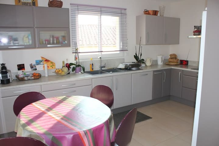 Beautiful house in Ceret center