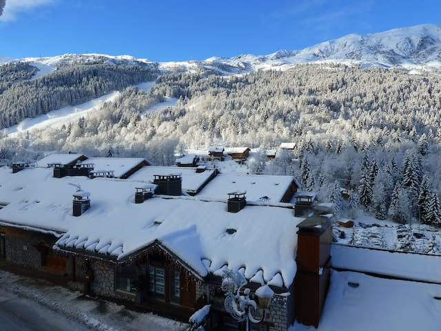 Triplex centre de Meribel - Les Allues - Appartement