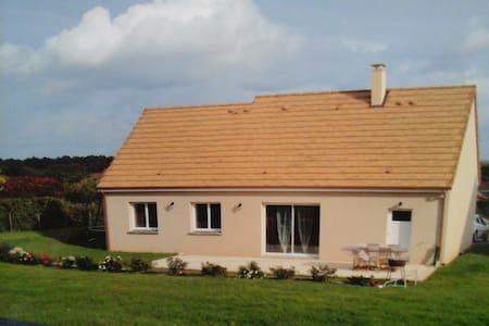 Maison neuve en campagne à 30 km du mans - Pontvallain - House