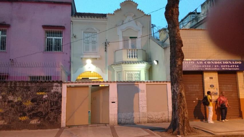 Residencial Rio Comprido Suíte 05