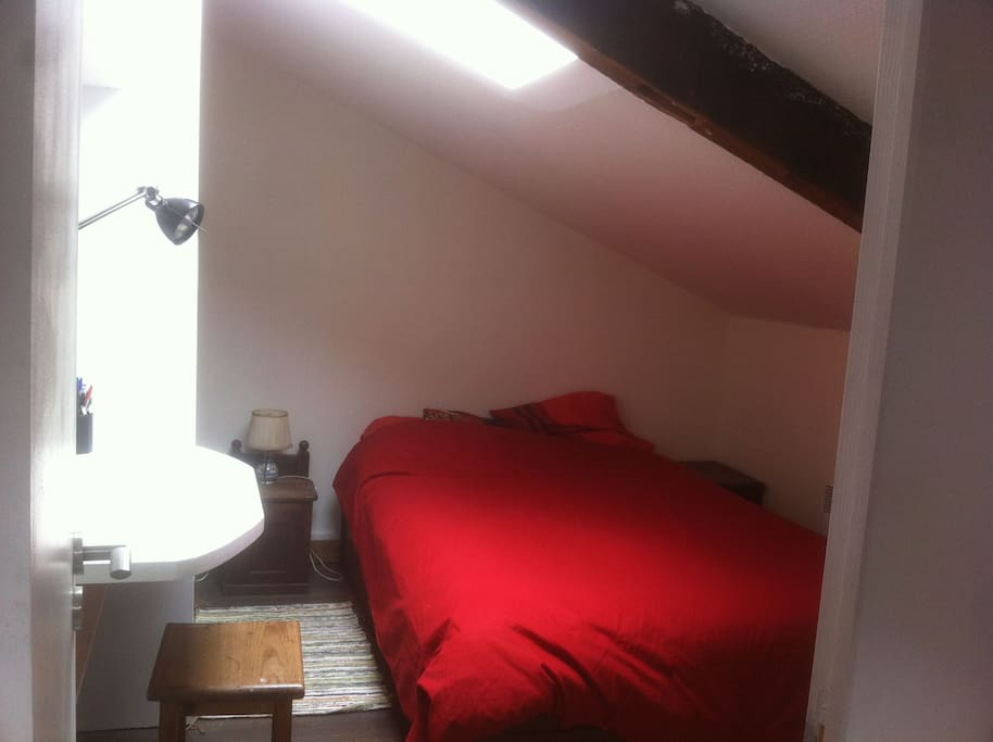 La chambre qui vous intéresse!