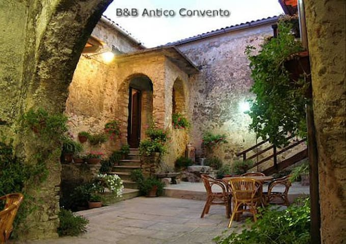 "Bed & Breakfast ""Antico Convento""  - Rocca Cilento - Bed & Breakfast"
