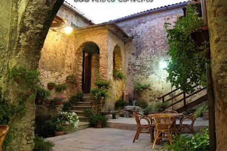 """Bed & Breakfast """"Antico Convento""""  - Rocca Cilento - Bed & Breakfast"""