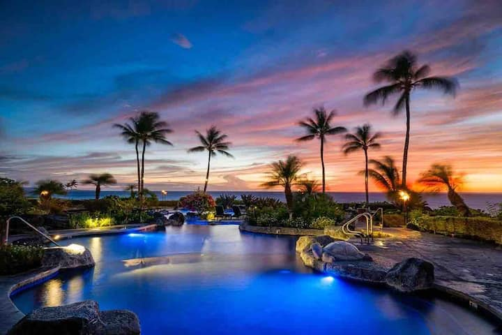 Hali'i Kai #17G - The Premier Waikoloa Stay