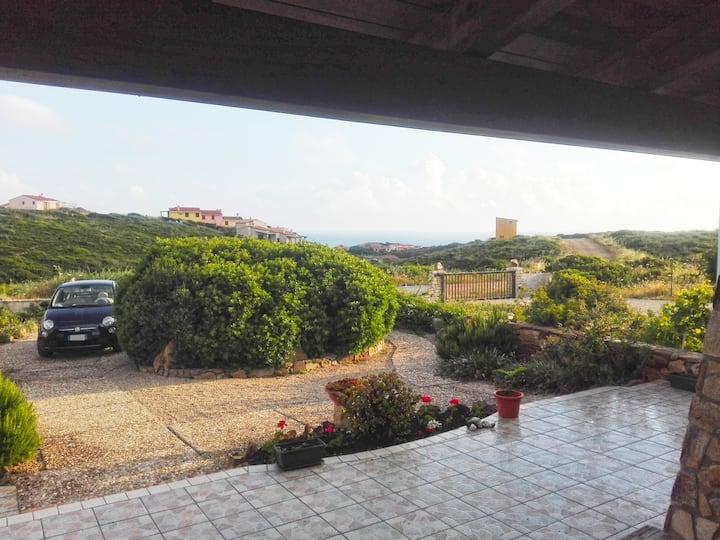 Villetta Costa Verde Oasi di Pace - cod. IUN Q2160