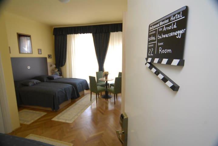 The Movie Hotel Zagreb