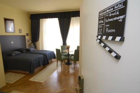 The Movie Hotel Zagreb - Zagreb