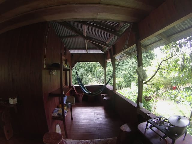 Soul Adventurers - Private room with a bunkbed - Agujitas de Drake - Ev