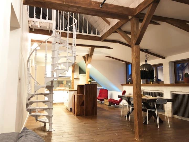 Bednarska 18A Loft by Homeprime