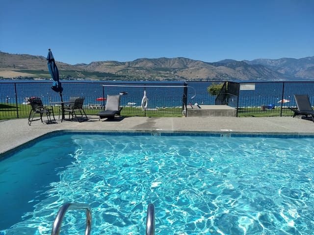 Lake Chelan Shores Resort, sleeps 6