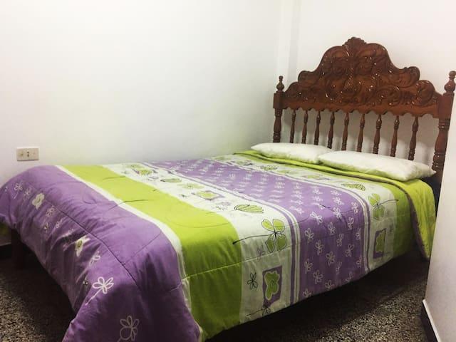 Habitación Individual y/o Matrimonial en Chiclayo
