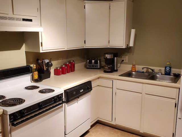 1BR APT on 14th Floor Downtown