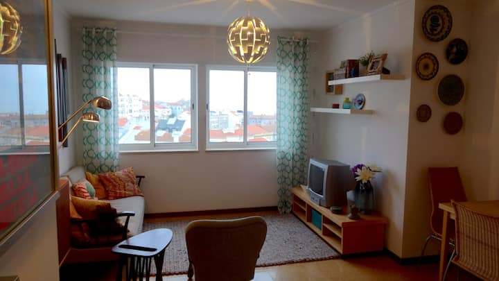 My place in Lisboa