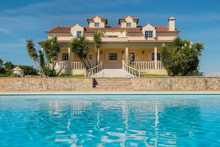 Jolie villa avec piscine et écuries - パルメラ