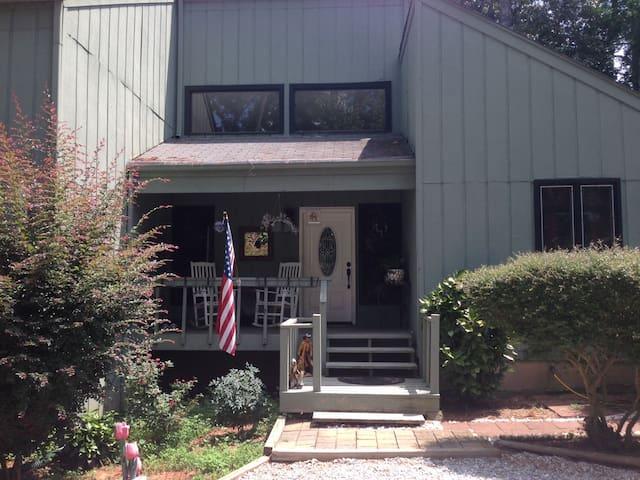 Nice House in Cedar Creek Athens, GA! - Athens - Haus