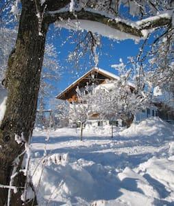 Skifahren und Erholung im Chiemgau - Prien am Chiemsee - Apartamento