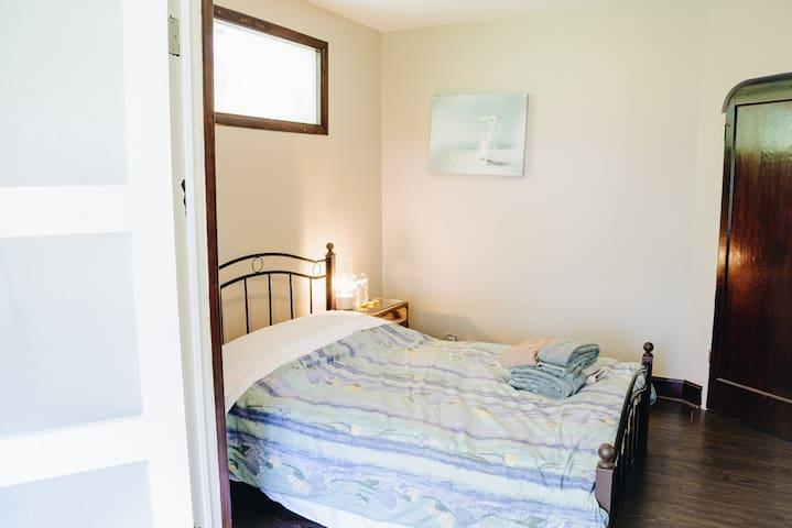 Private room with spacious solarium