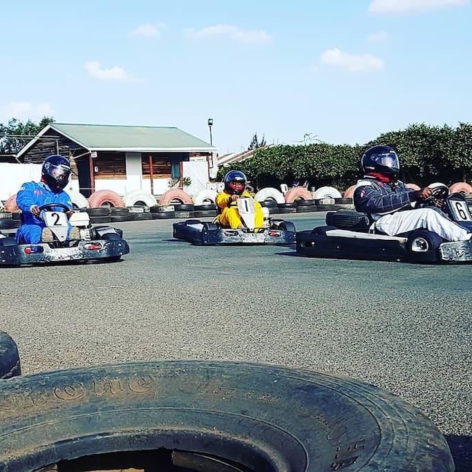 Photo of GP Karting Ltd