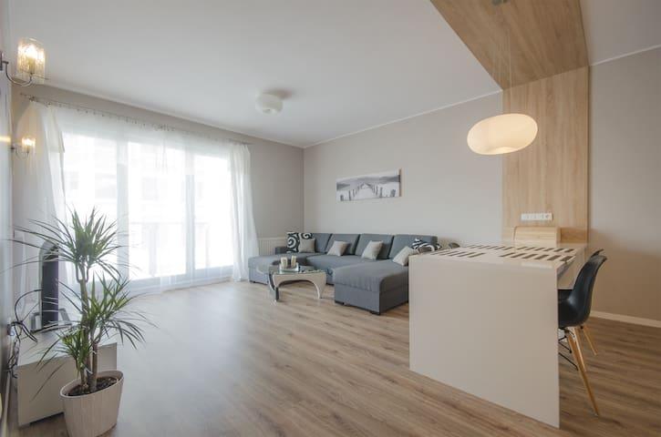Apartament Waterlane dla 8 osób