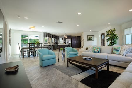 PRIVATE HOME-NEWLY REMODELED-SOUTH MAUI-4 BED-AC