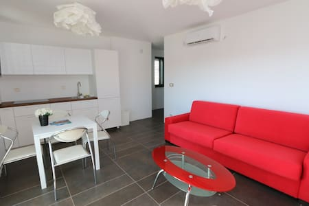 Luxury Apartments in centre of Novalja - Apartment