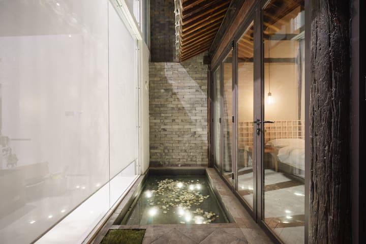[WoZhai][FangTang·BeiDao] An architect's courtyard - Beijing - Casa