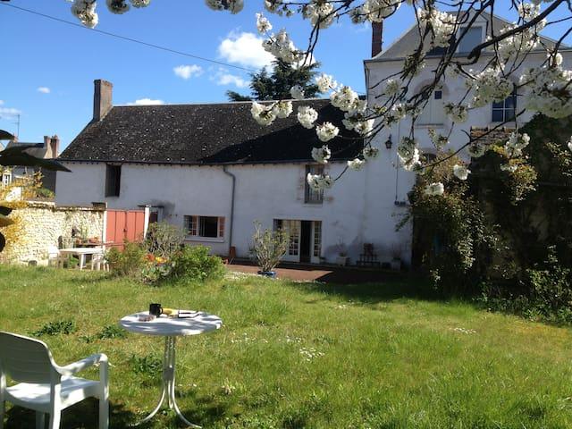 Maison de vacances dans un moulin - Meung-sur-Loire - Hus