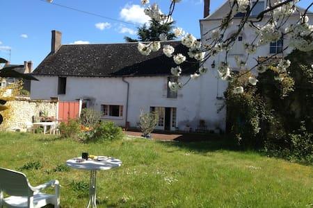 Maison de vacances dans un moulin - Meung-sur-Loire - Σπίτι
