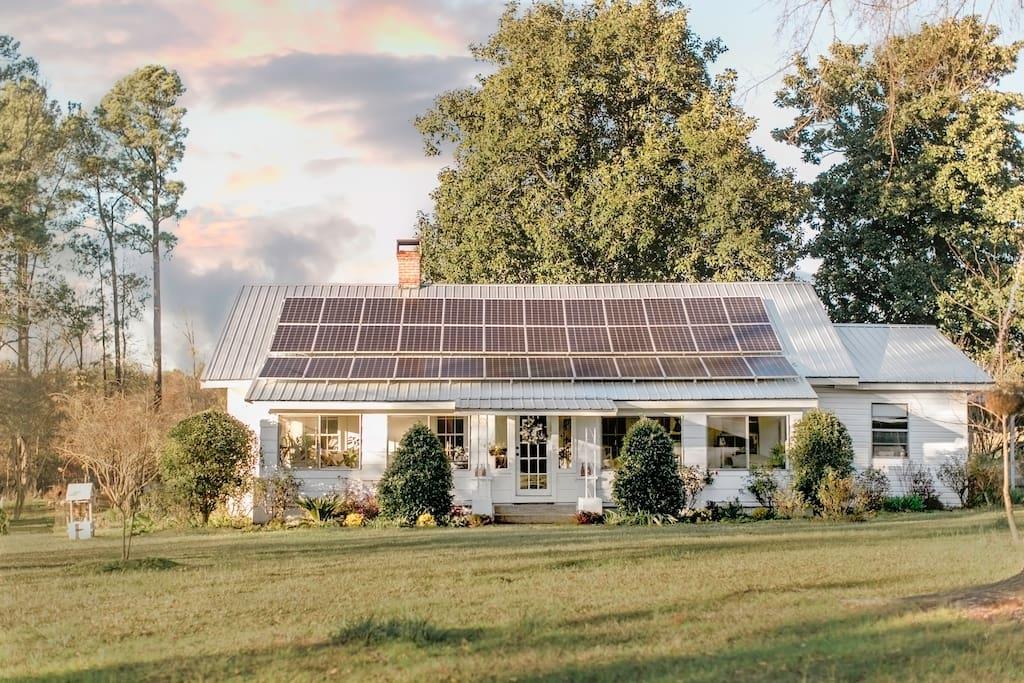 Mahaffey Farm House
