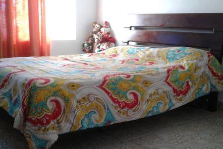 Cómoda habitación cerca a la playa - Puerto Colombia