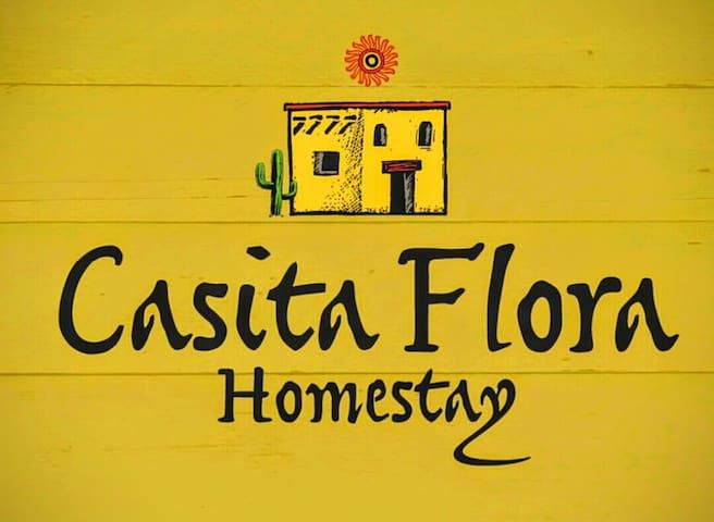 Casita Flora Homestay - Carterton - Apartamento
