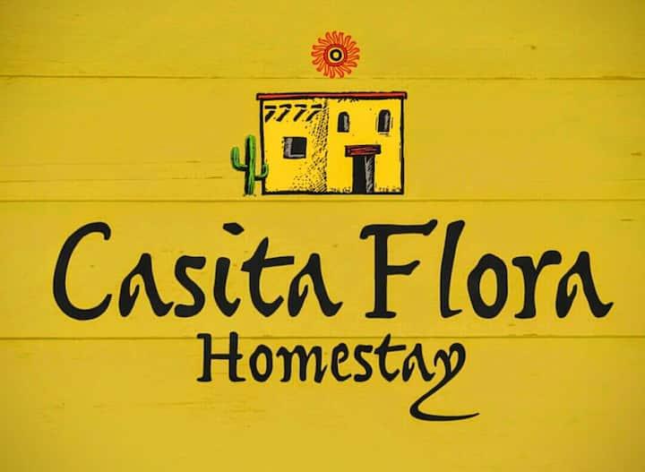 Casita Flora Homestay