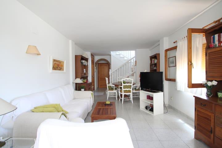Apartamento duplex a 100 m de playa - Дения - Квартира