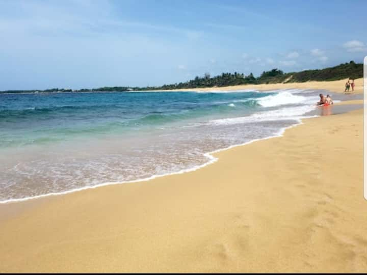 Casa vacacional a minutos de hermosas playas.