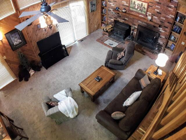 Aspen Shadows Cabin Family Friendly 3bd 2ba Sleeps 10