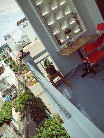 |D| Annie.homestay house - tp. Nha Trang - Hus