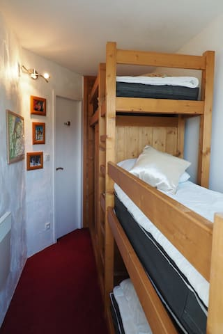 CHAMBRE N4 - COIN MONTAGNE - MOUNTAIN'S ROOM