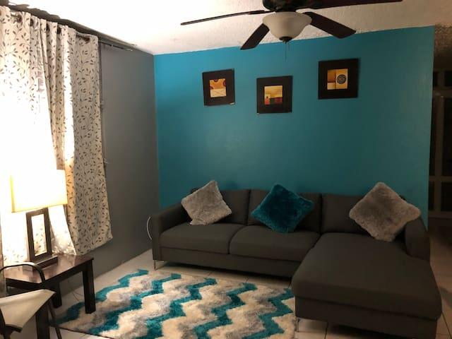 Cozy Home in Salinas,PR. Near Seafood Restaurants.