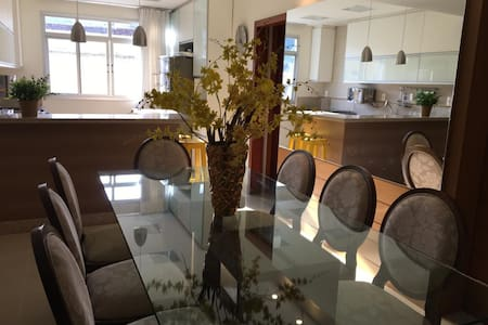 Apartamento moderno e aconchegante no Centro