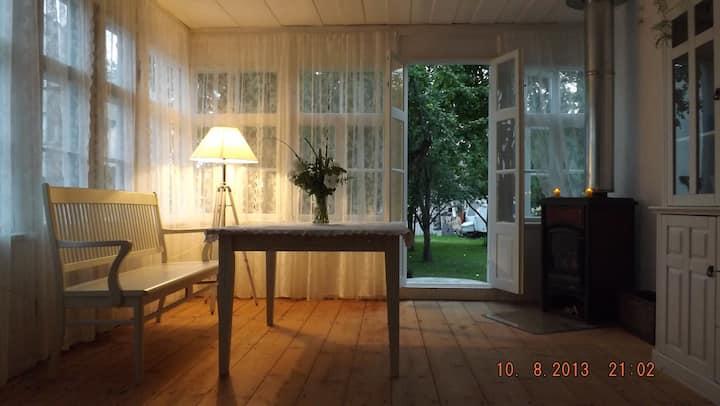 Anne talu apartment in Haapsalu