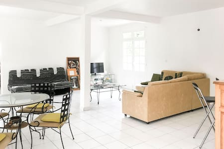Large Flat between the Beaches and the Countryside - Le Vauclin