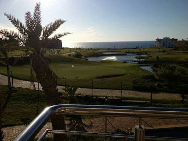 Assilah marina golf