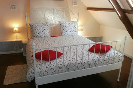 Chambre Diamant 2 personnes - Le Croisty - Bed & Breakfast