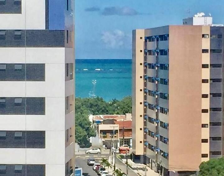 Apt 3 quartos Ponta Verde Vista Mar