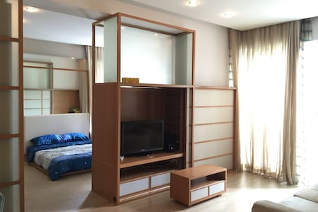 Mont Kiara 2room 2bath with carpark - Kuala Lumpur - Apartament