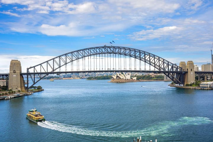 UNBEATABLE PRICE! SYDNEY HARBOUR VIEW AND LOCATION