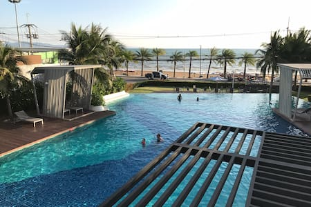 ❤️2 BR Seaview Condo in Jomtien Pattaya❤️